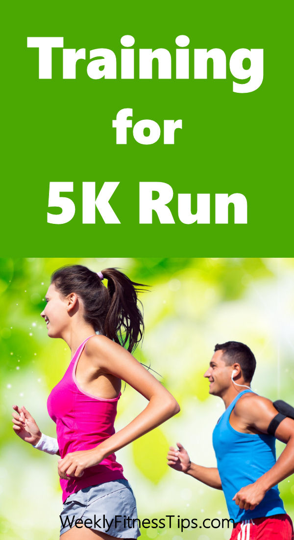 Training for 5K