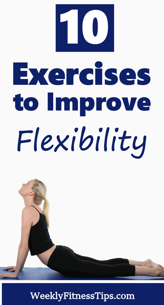How to Improve Your Flexibility