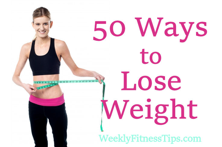 two ways of losing weight