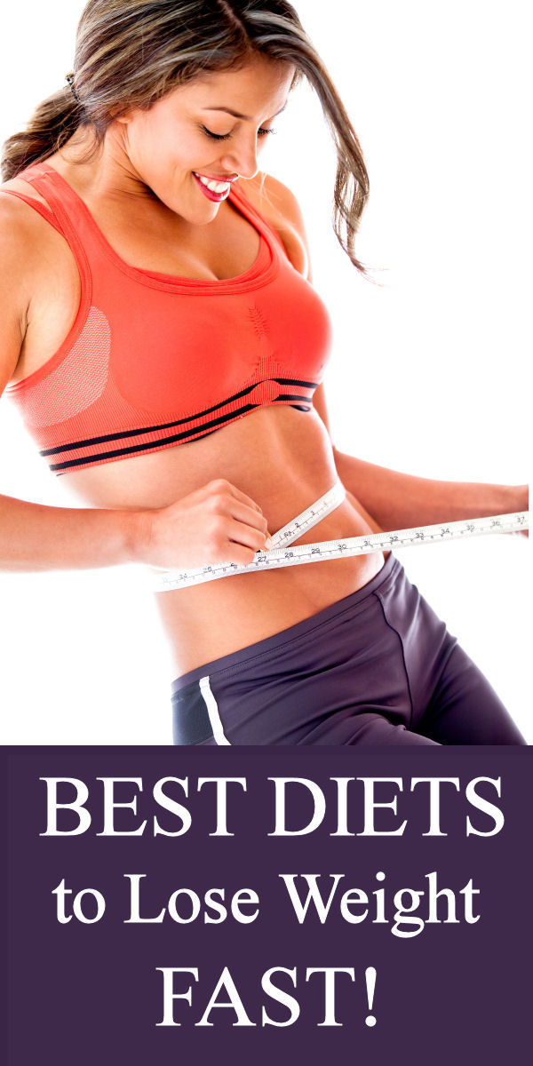 Best diets to lose weight fast