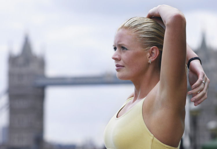 How to Relieve Stress with Simple Exercises