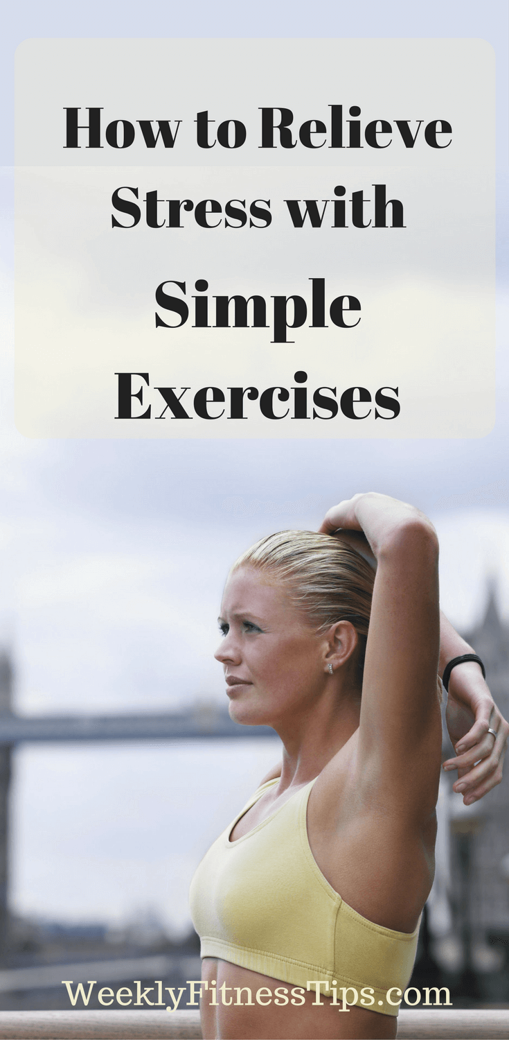 How to Relieve Stress with Exercise and Meditation